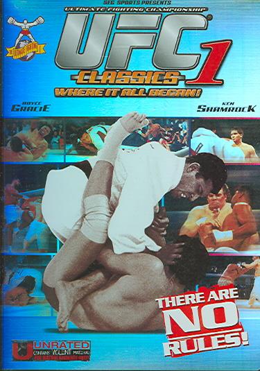 UFC CLASSICS 1 BY SHAMROCK,KEN (DVD)